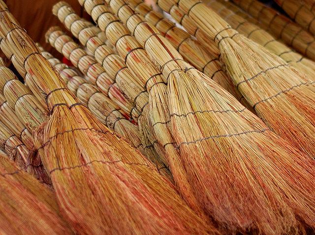 short handled brooms